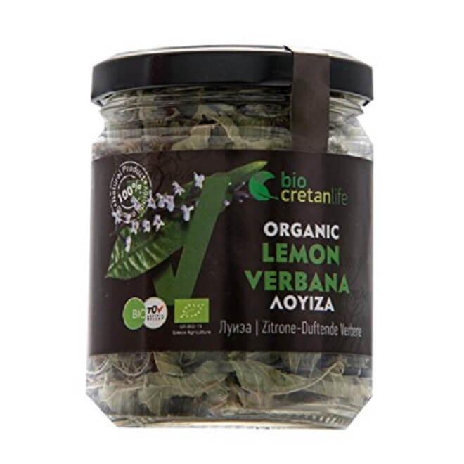 Organic Greek Lemon Verbena Herbal Tea Blend 10g