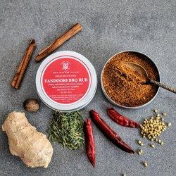Tandoori BBQ Rub Spice Blend Tin 45g