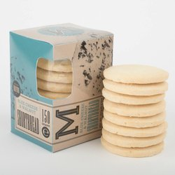 Blue Cheese & Walnut Shortbread 150g