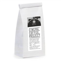 'Cinema Reserve Blend' Coffee Beans Hand Roasted & Full Bodied 250g by Cinema Coffee Project