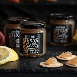 Texas Beer Jelly 205g (For Cheese, Meats & Cocktails)