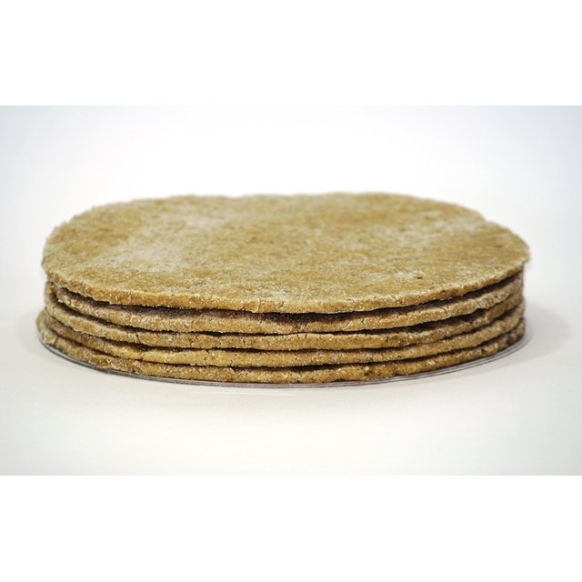 Gluten-Free Organic Buckwheat Pizza Bases - Pack of 5