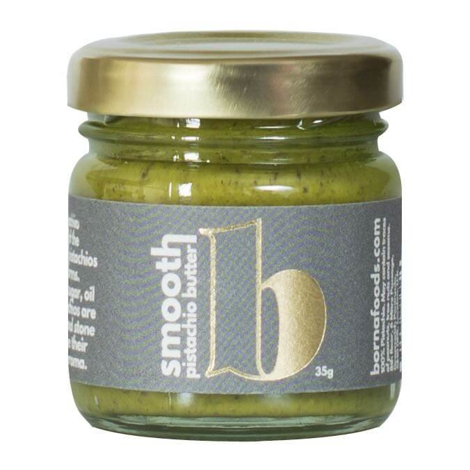 35g Smooth Pure Pistachio Nut Butter