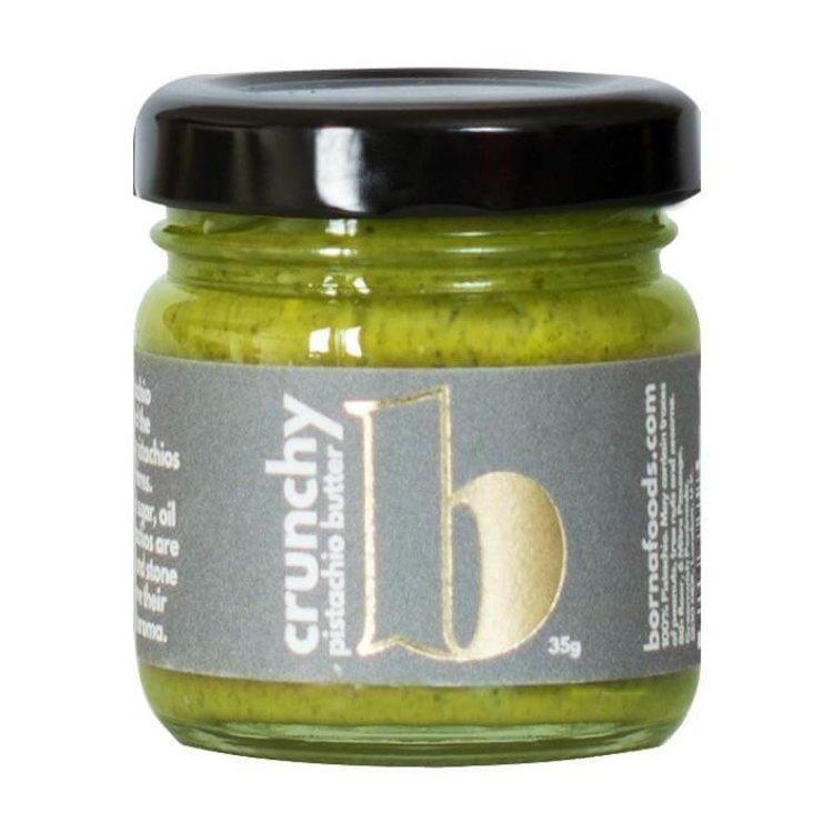 35g Crunchy Pure Pistachio Nut Butter