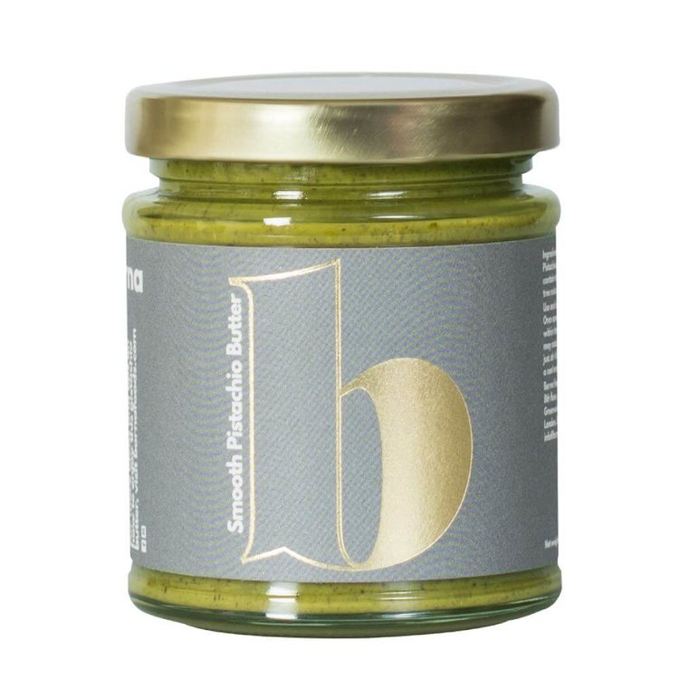 170g Smooth Pure Pistachio Nut Butter