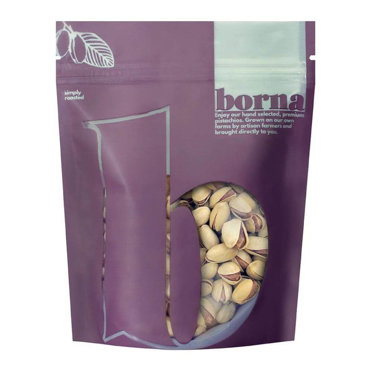 Premium Roasted Pistachio Nuts 200g