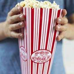 Popcorn Holder - Reusable Novelty Popcorn Box