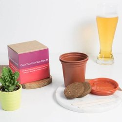 Grow Your Own Hops Beer Plant Kit Gift
