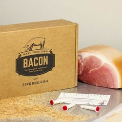 Make Your Own Bacon Curing Gift Kit