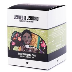 Spiced Masala Chai Loose Leaf Black Tea 100g