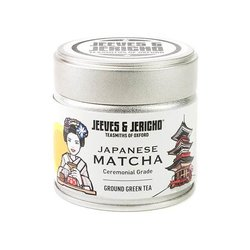 Japanese Ceremonial Grade Matcha Green Tencha Tea Powder 30g