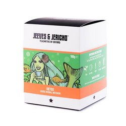 'Detox' Loose Herbal Tea Infusion Blend Inc. Orange, Apple, Lemongrass & Cinnamon 100g