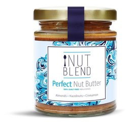 'Perfect Nut Butter' with Almonds, Hazelnuts & Cinnamon 170g