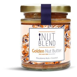 'Golden Nut Butter' With Macadamia Nuts & Coconut 170g