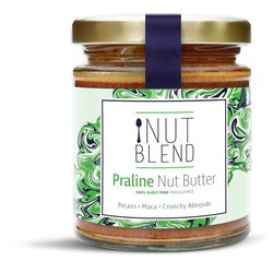 'Praline Nut Butter' With Pecans, Maca & Crunchy Almonds 170g
