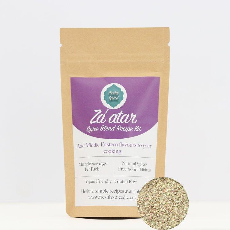 Za'atar Middle Eastern Spice Blend 25g