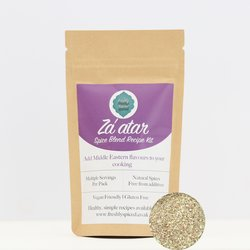 Za'atar Middle Eastern Spice Blend 25g