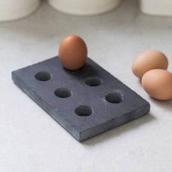 Slate Egg Storage Tray