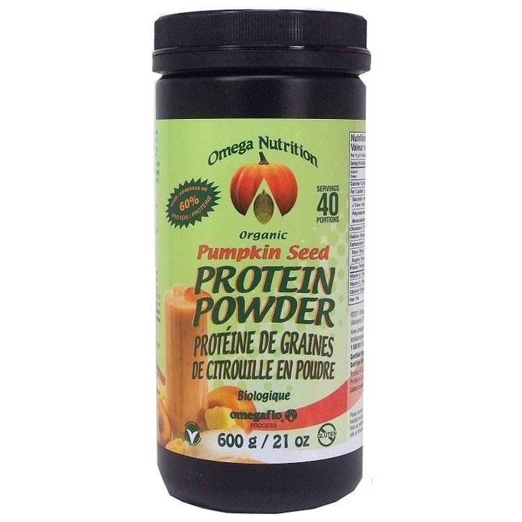 Organic Pumpkin Seed Powder 600g