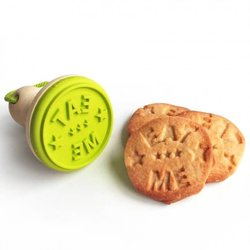 Eat Me' Cookie Baking Stamp