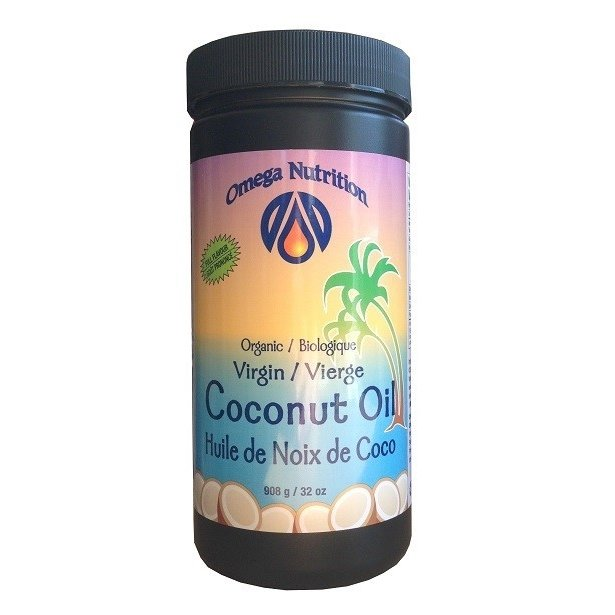 Organic Full-Flavoured Virgin Coconut Oil 908g