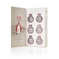 Six Vodka Baubles Gift Set by The Lakes Distillery (6 x 5cl)