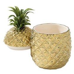 Gold Pineapple Ice Bucket