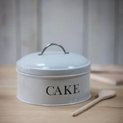 Steel Coated Round Cake Tin