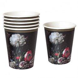 12 Baroque Paper Cups