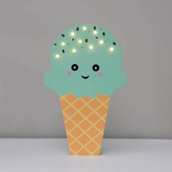 Mint Green Ice Cream Children's Light