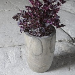 Large Wooden Bothy Plant Pot Handmade