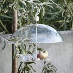 Domed Bird Feeder