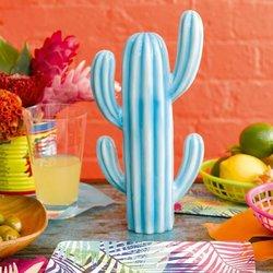 Ceramic Cactus Decoration