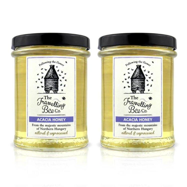 2 x Raw Acacia Honey 227g