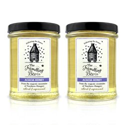 2 x Raw Acacia Honey 227g