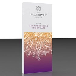 3 x Decadent Milk Chocolate Bar 100g