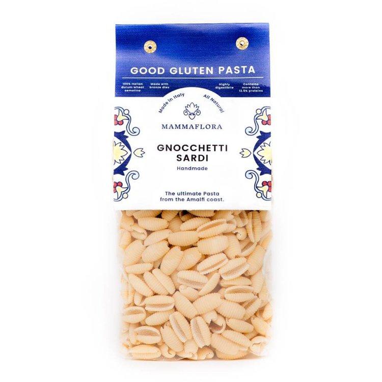 Gnocchetti Sardi Handmade Italian Gragnano Durum Wheat 'Good Gluten' Pasta 500g