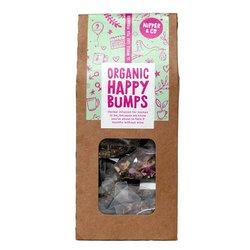 Organic 'Happy Bumps' Herbal Tea With Raspberry Leaf for Pregnant Women 16 Tea Bags (Caffeine Free)