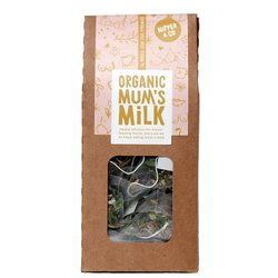 Organic 'Mum's Milk' Herbal Tea for Nursing Mothers 16 Tea Bags (Caffeine Free)