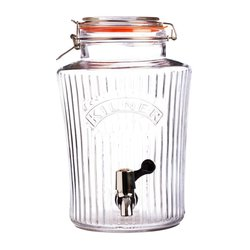 Kilner Vintage Drinks Dispenser 5 Litres