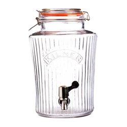 Kilner Vintage Drinks Dispenser 5 Litres