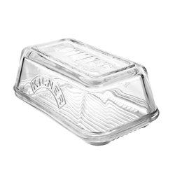 Kilner Glass Butter Dish Serving Tray