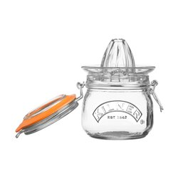 Kilner Juicer & Glass Storage Jar Gift Set