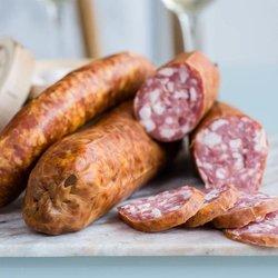 Franche-Comté Morteau Pork Smoked Sausage 400g