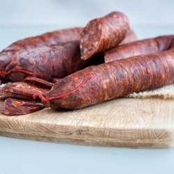 French Premium Chorizo with Paprika & Espelette Pepper 430g