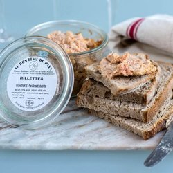 Pork Rillette with Goose Fat 190g
