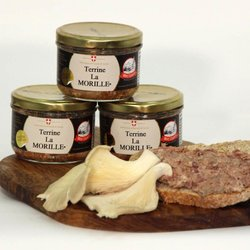 Morel Pork Terrine Handmade 190g