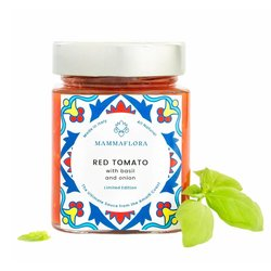Red Tomato With Basil & Montoro Onions Italian Sauce 585g - Limited Edition