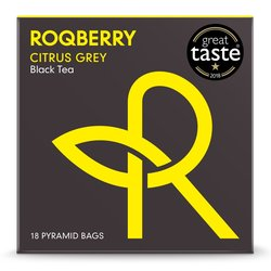 'Citrus Grey' Black Tea 18 Tea Bags