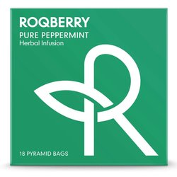 'Pure Peppermint' Herbal Infusion Mint Tea 18 Tea Bags